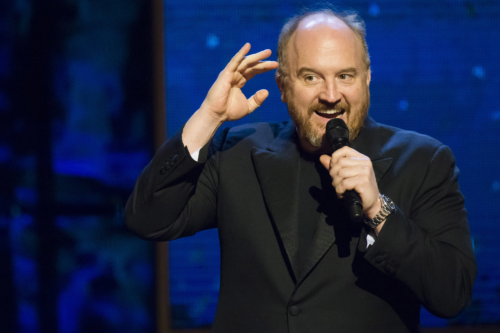 """Louis C.K. Reportedly Joked, """"I Like To Jerk Off And I Don't Like Being Alone"""""""