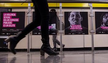 Una mujer contó cómo un grupo de hombres la intentó secuestrar en el Metro de la CDMX