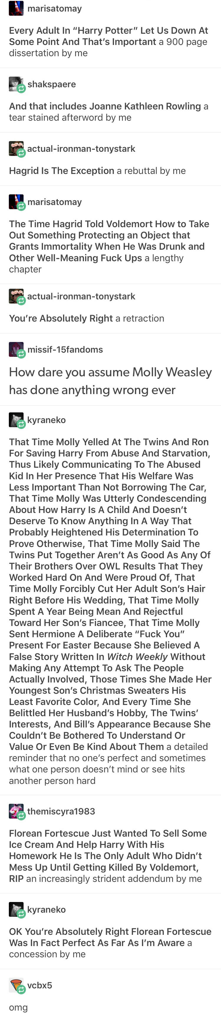 "14 Times Everyone On Tumblr Got SO FRUSTRATED With ""Harry Potter"""