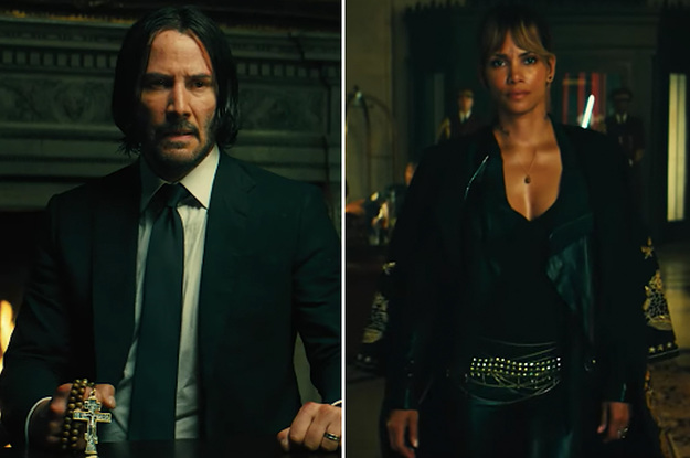 The Trailer For John Wick: Chapter 3 Has Dropped