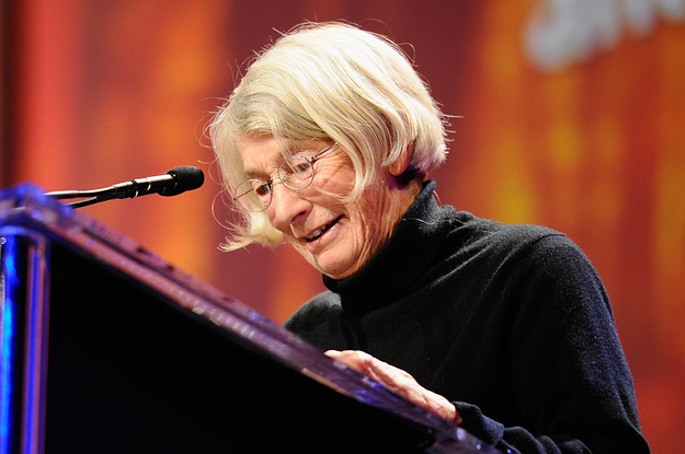 Pulitzer Prize-Winning Poet Mary Oliver Has Died At 83