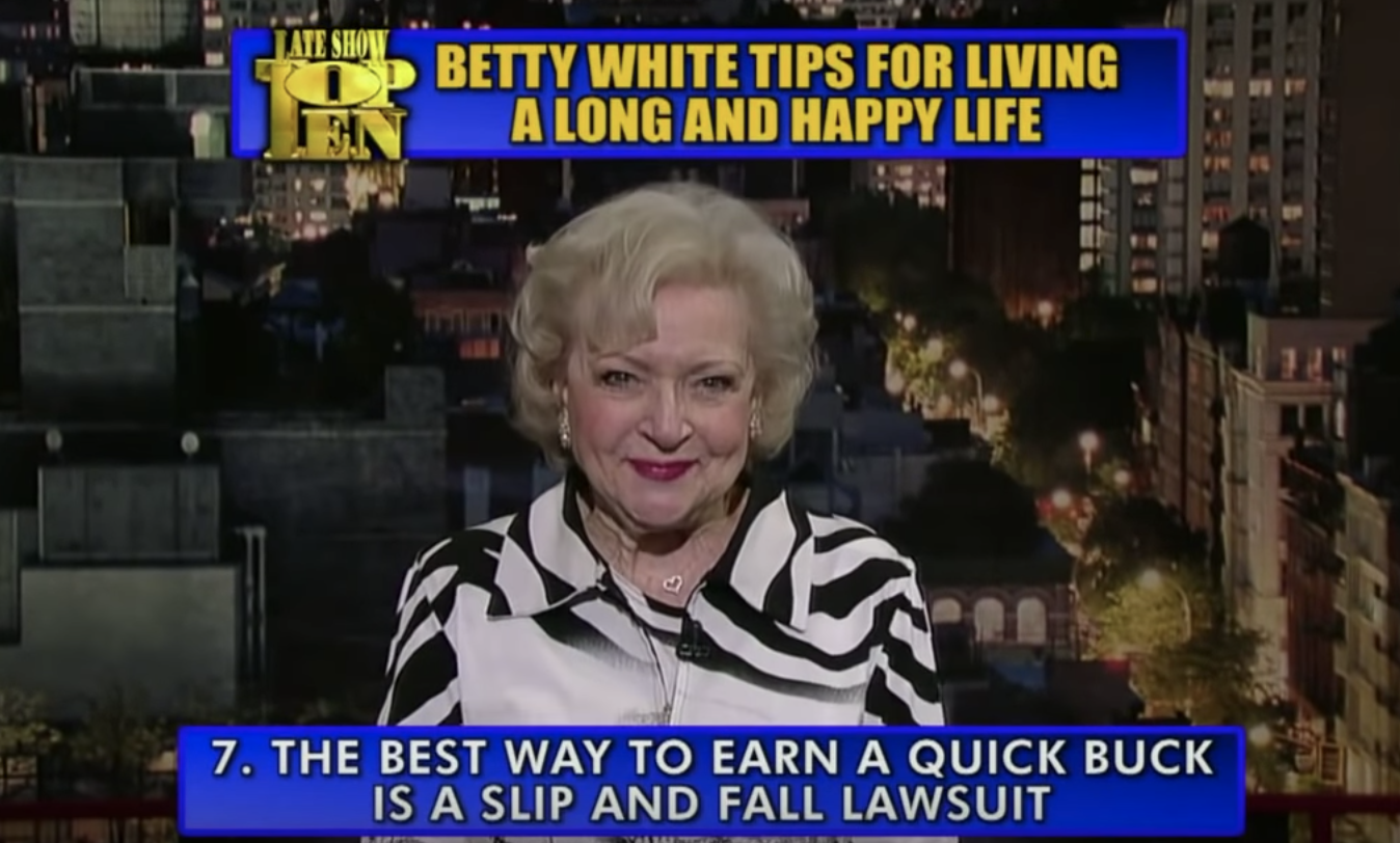 In Honor Of Her 97th Birthday, Here Are Betty White's Tips For Living A Long And Happy Life