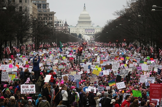 2020 Democrats Are Avoiding The Women's March