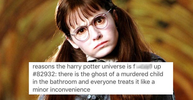 """14 Times Tumblr Loved """"Harry Potter"""" But Was SO FRUSTRATED By """"Harry Potter"""""""