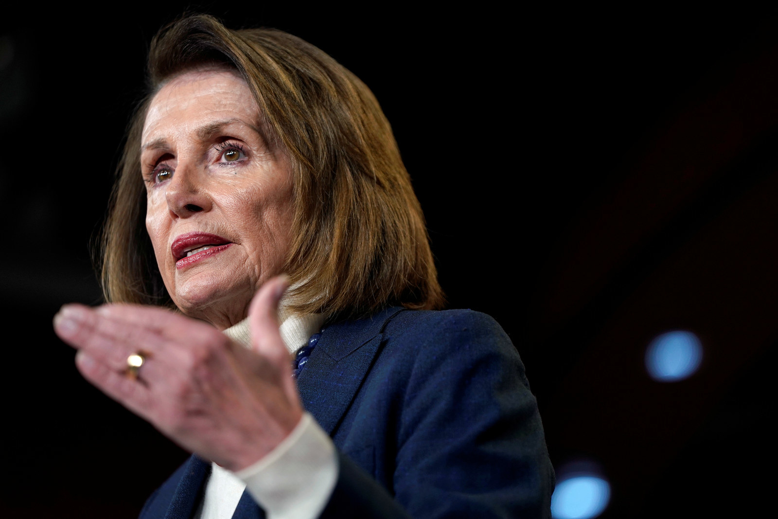 Pelosi Wants To Delay The State Of The Union, So Trump's Canceling Her Trip Overseas