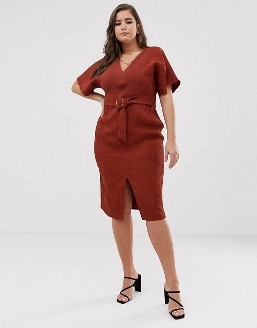 Get it from Asos for $60 (available in sizes 12-26; and sizes 0-14 here).