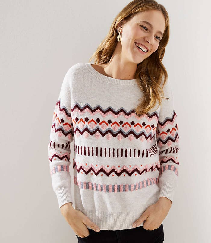 d145e4321efd0 Promising review   quot I love this sweater! It is very cozy and comfortable