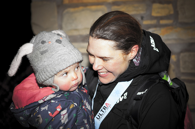 This Mom Won A 268-Mile Ultramarathon Race While Breast Pumping Milk For Her Baby
