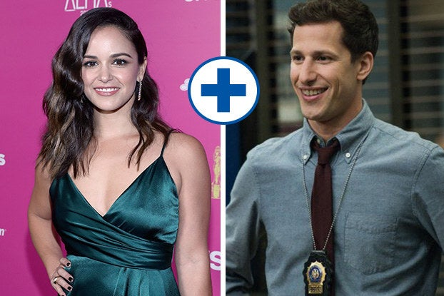 """Which """"Brooklyn Nine-Nine"""" Actor And Character Are You A Combo Of?"""