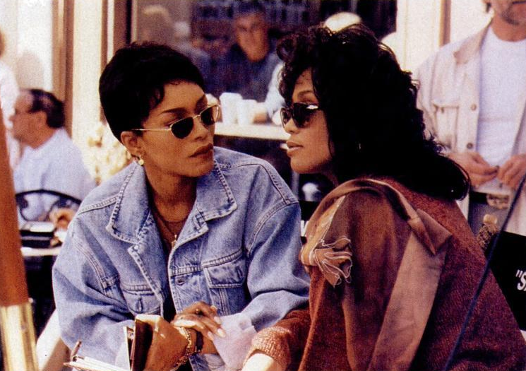 Speaking of  Waiting To Exhale , two of my favorite Leo legends stared in one of the highest grossing movies of 1995.