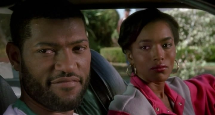 How could we forget her small, but iconic role in  Boyz N the Hood ?!
