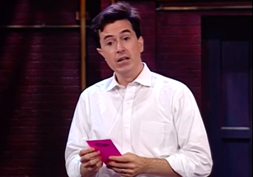 """Stephen Colbert -  He was at the same callback as Tracy Morgan who was  eventually given a part  on the show in 1996. Colbert did end up writing for Norm MacDonald on """"Weekend Update"""" for one month, though."""