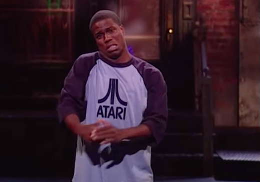 Kevin Hart -  Snippets of  his audition  were played for  SNL' s 40th anniversary special, and he went on to host the show twice.