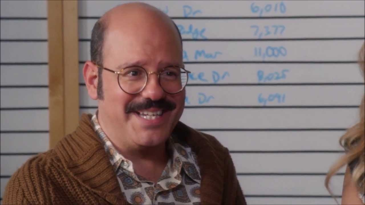 David Cross -  Cross  showcased for  SNL  , but that's about as far as it went. He then went on to play Dr. Tobias Fünke in  Arrested Development .