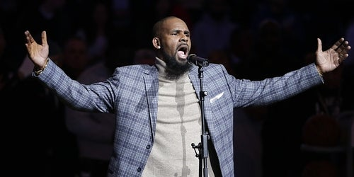R. Kelly Has Reportedly Been Dropped By His Record Label
