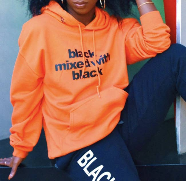 Because BLACK is so beautiful. Get it from All Dem' Shades for $59 (available in sizes S-4XL).
