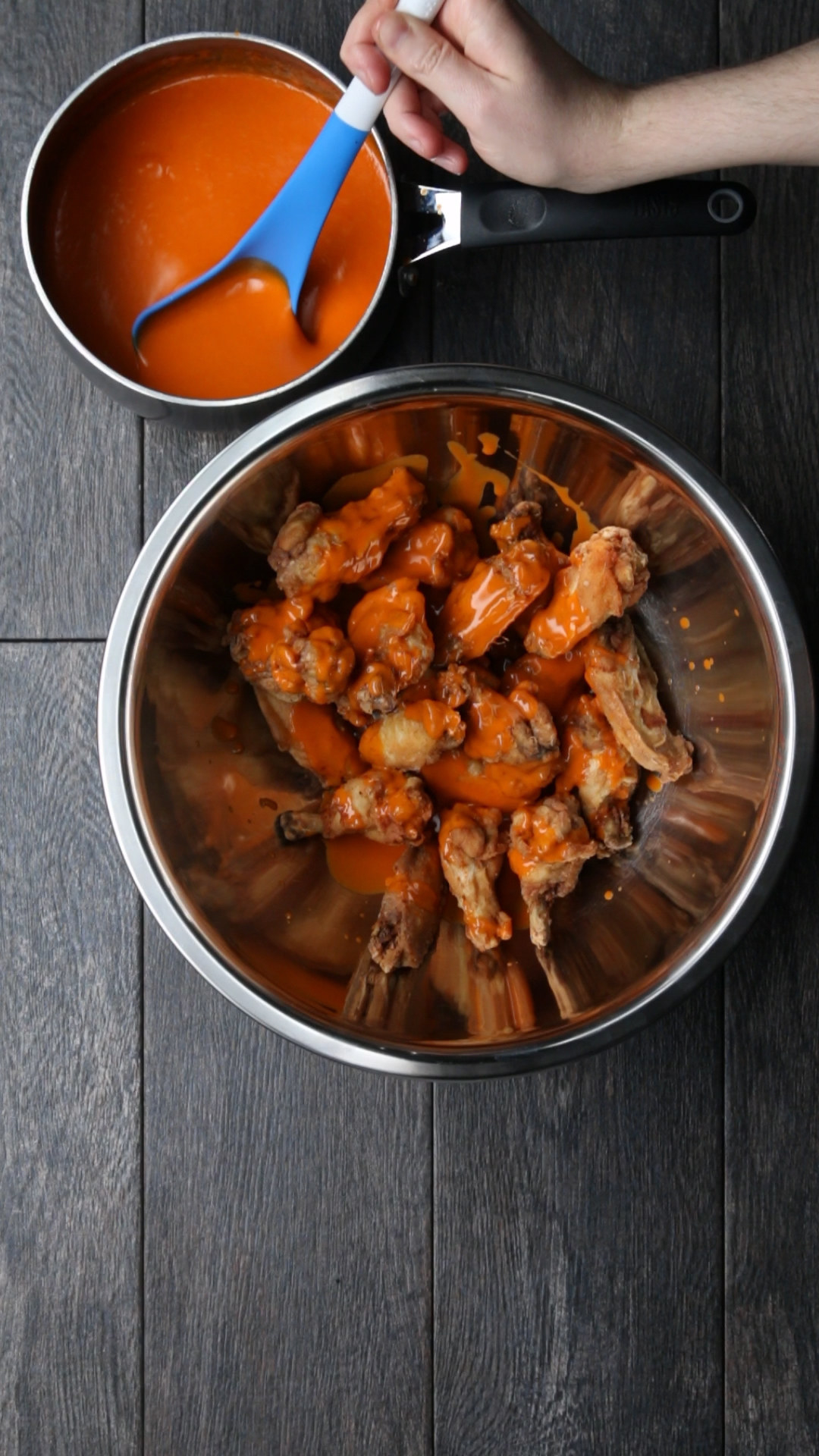I Tested Famous Chicken Wing Recipes To Find The Absolute Best