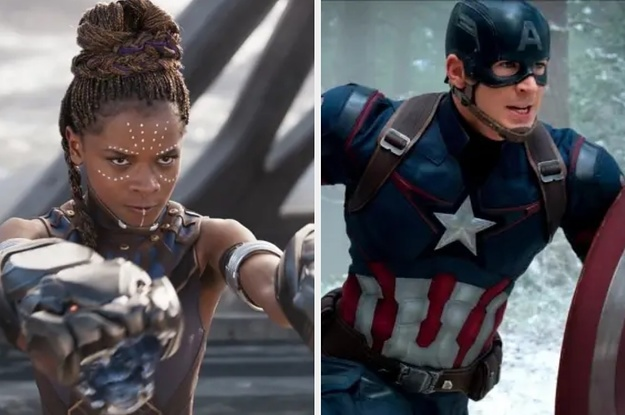 Tell Us Your Marvel Opinions And We'll Guess Your Actual Age