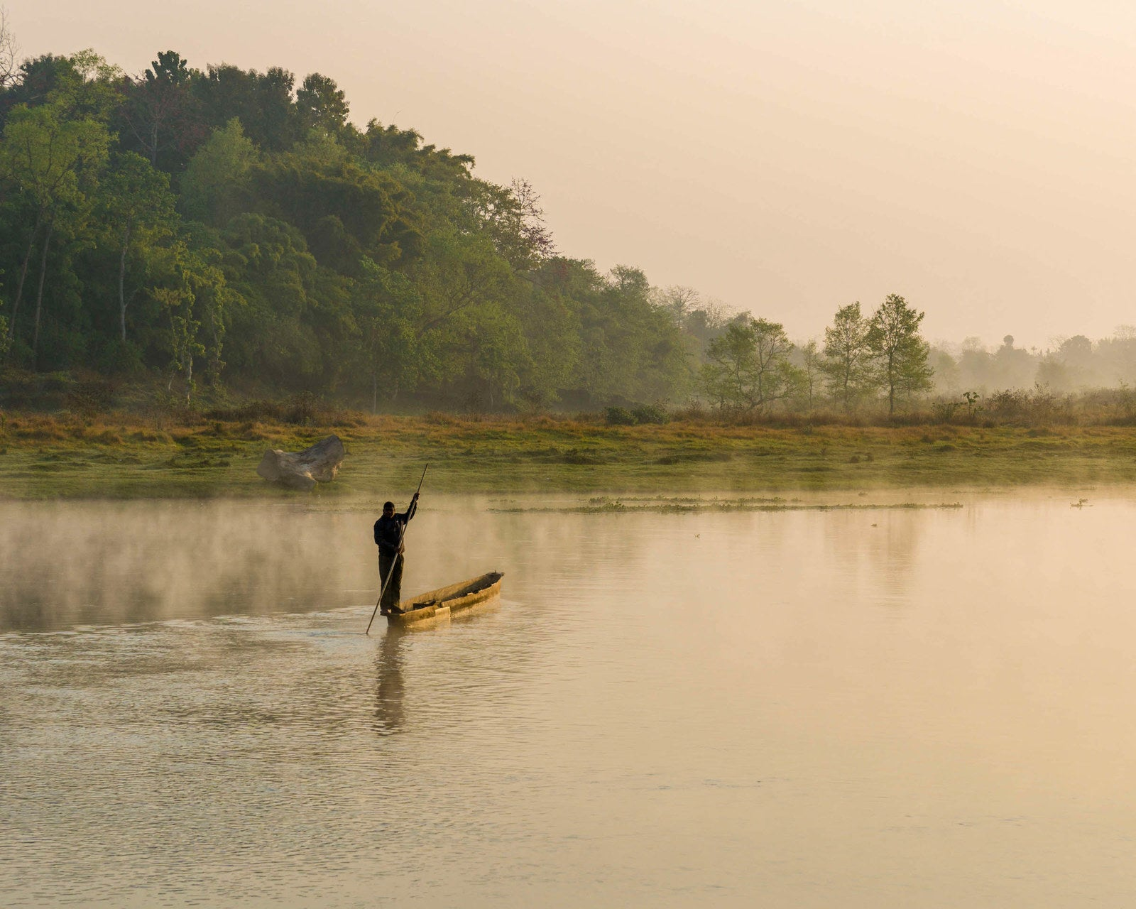 Chitwan's Rapti River