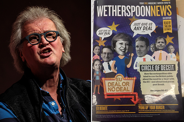 buzzfeed.com - markdistefano - It Turns Out Wetherspoons Has Been Ripping Off Newspaper Columns For Its Hard Brexit Magazine