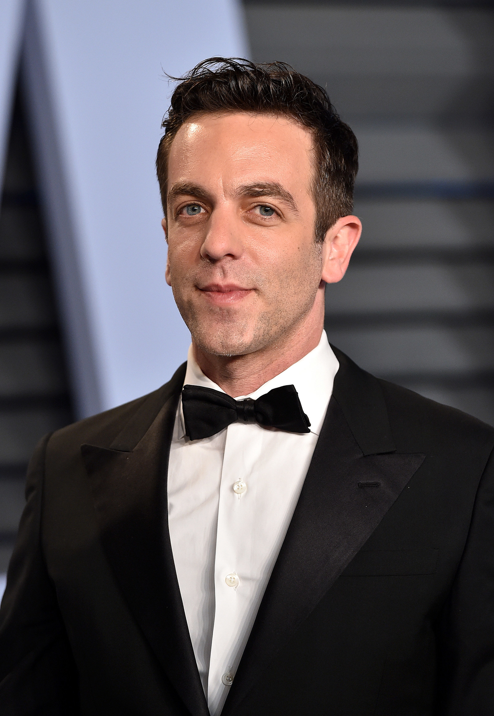 B.J. Novak and John Krasinski -  The  Office  alums  went  to the same high school at the same time: Newton South High School in Newton, Massachusetts.