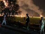 At Least 66 People Were Killed And Dozens Injured After A Gas Pipeline Exploded In Mexico