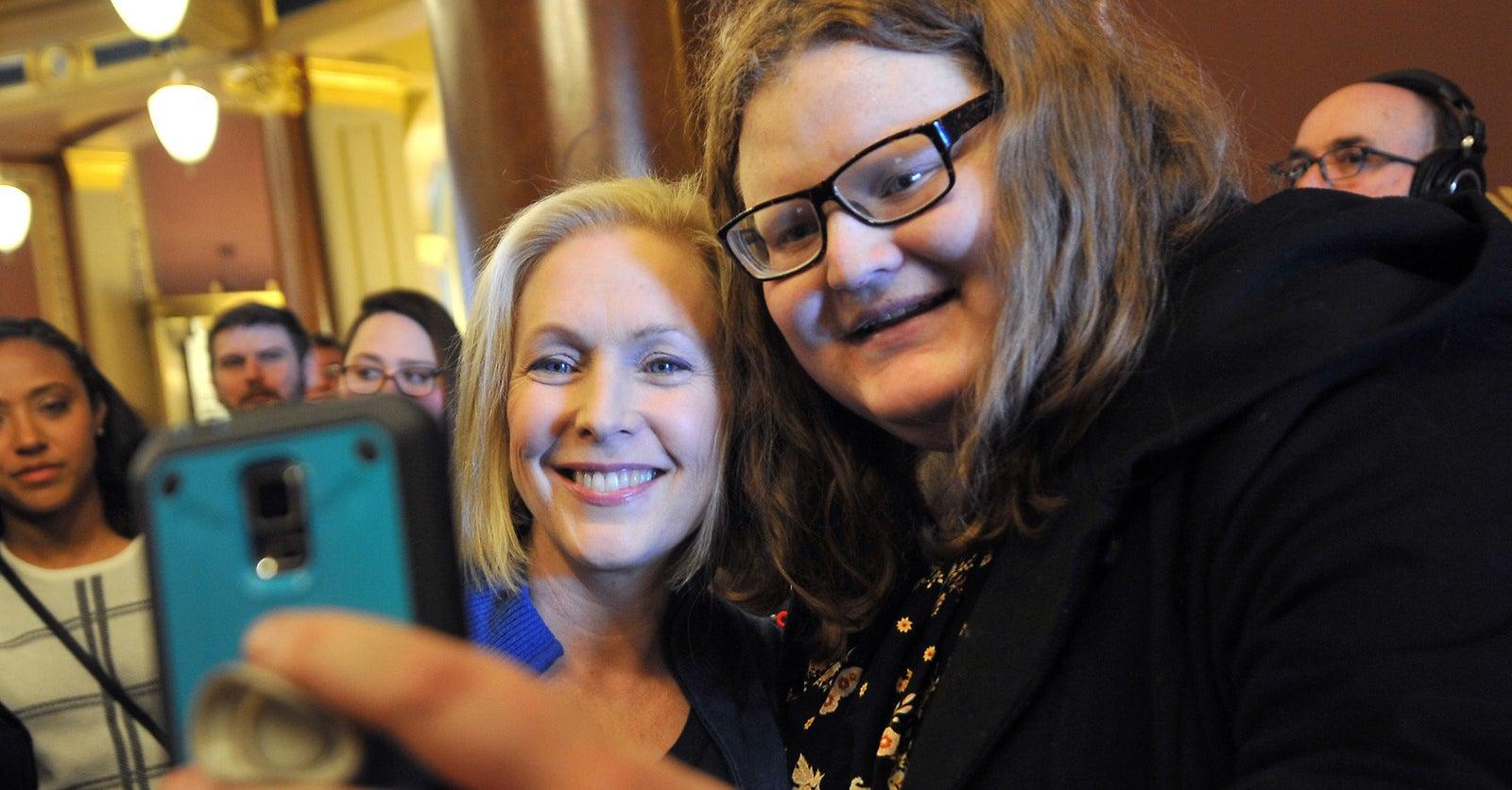 Kirsten Gillibrand Just Got Her First Endorsement In Iowa