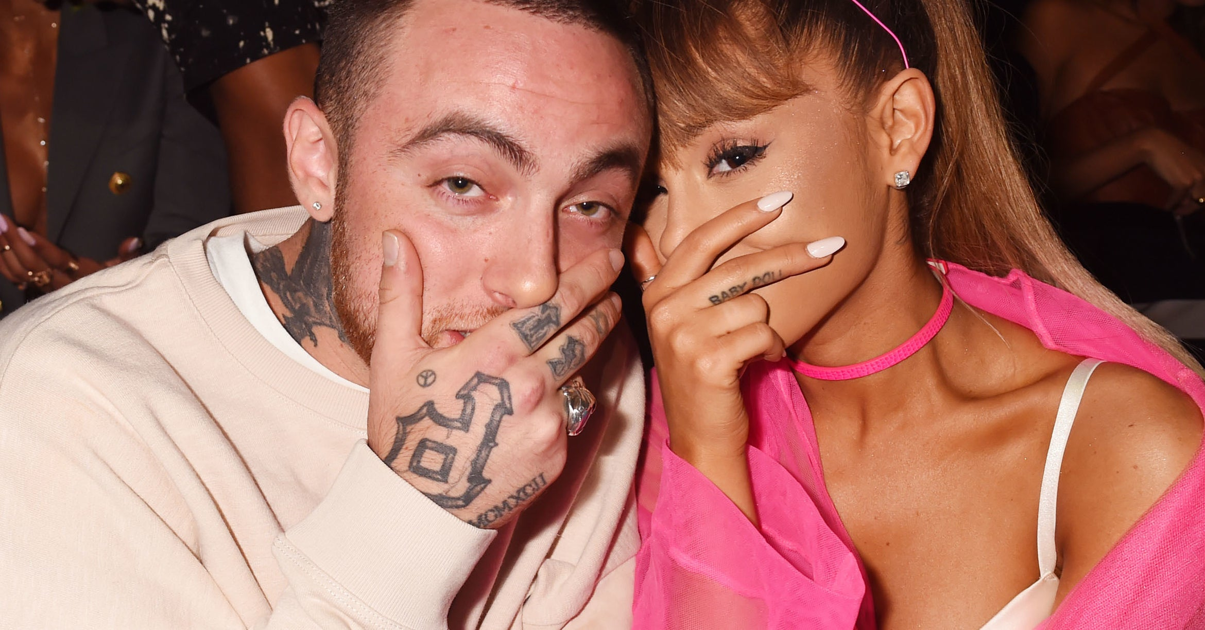 Ariana Grande Shared Photos Of Mac Miller For His Birthday