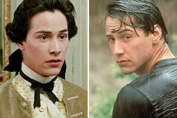 Keanu Reeves Has Been In 66 Movies How Many Have You Seen?