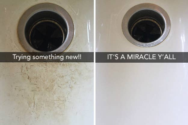 24 Cleaning Hacks That'll Make You Say,