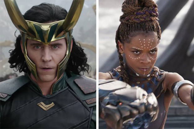 These 7 Questions Will Reveal Which Marvel Character