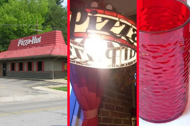 16 Things Pizza Hut Had Growing Up That You 100% Forgot About But Will Instantly Remember