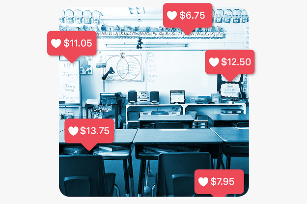 Teachers Are Moonlighting As Instagram Influencers To Make