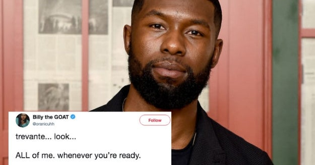 """Trevante Rhodes Is The Best Thing About """"Bird Box"""" And I Said What I Said"""