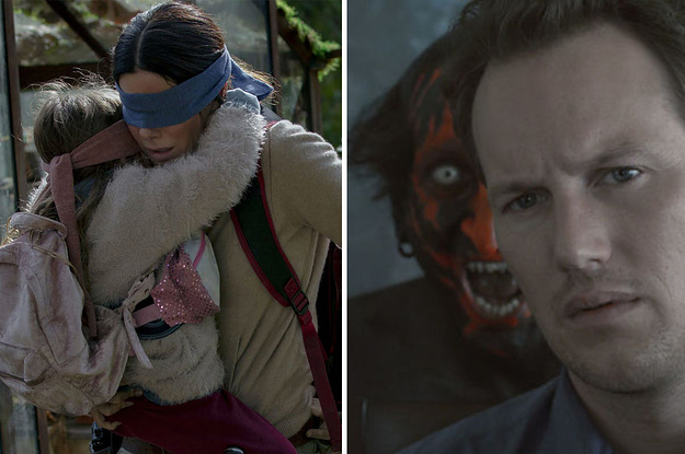 Can You Name The Horror Movie From Just Its Netflix Description?