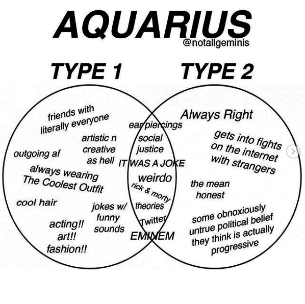 21 Posts To Help You Understand The Aquarians In Your Life