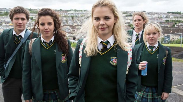 Derry Girls is a comedy that dropped on Netflix in December (it was previously released in the UK on Channel 4). It's set in Northern Ireland during the early 1990s and is legitimately one of the funniest shows I've watched in years. It's also a surprisingly real portrayal of what it's like to be a teen girl. If you haven't watched it, you definitely should – and in the meantime, enjoy these very funny Tumblr posts about it...
