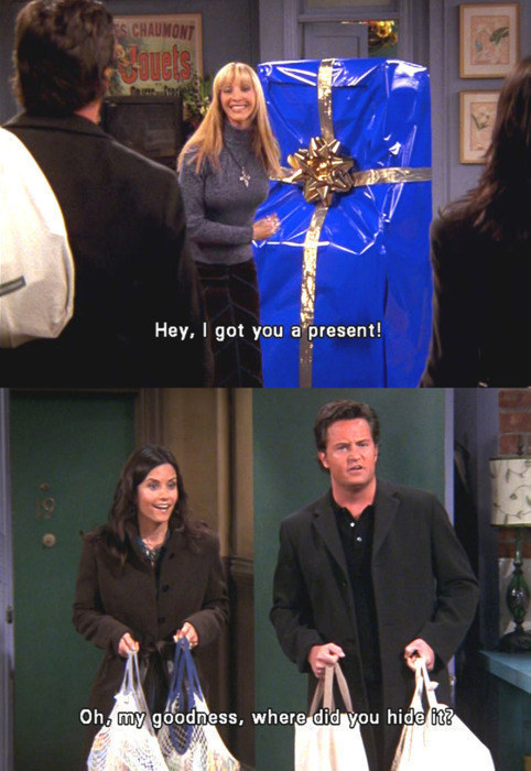 "What's The Most Underrated ""Friends"" Joke Of All Time?"