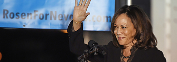 Kamala Harris Is Running For President