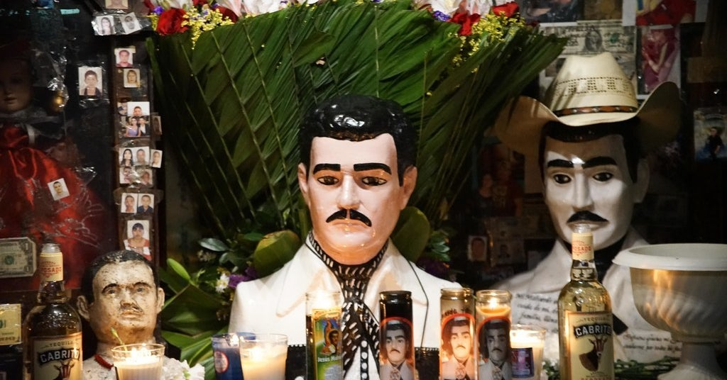 "El Chapo, ""Narcos: Mexico,"" And The Myth Of The Man In The Suit"