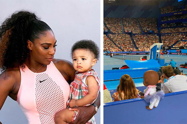 Serena Williams Daughters Doll Has A Twitter Account And Its The Best Thing Ever