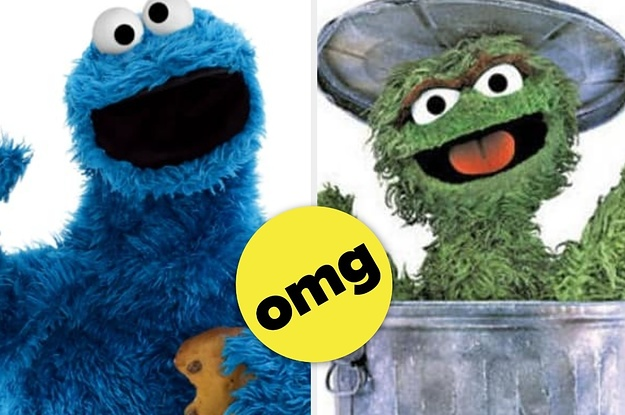 """Which Iconic """"Sesame Street"""" Muppet Are You?"""