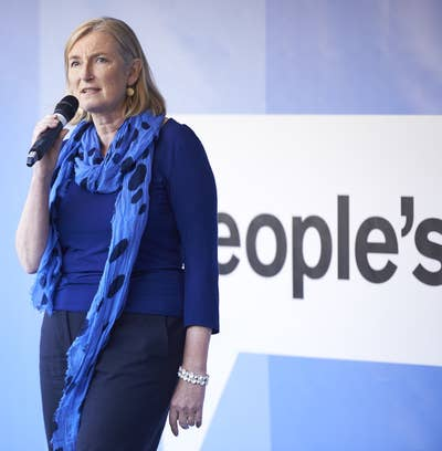 Tory MP Sarah Wollaston