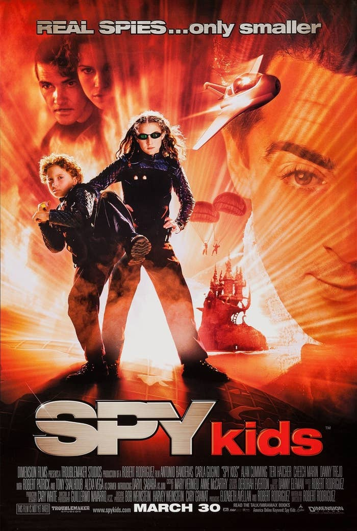 movie 2019 out now Both Spy Kids Are Thriving In 2019 So Thats Good News