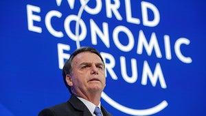 Leia a íntegra do discurso de Bolsonaro no Fórum Econômico Mundial