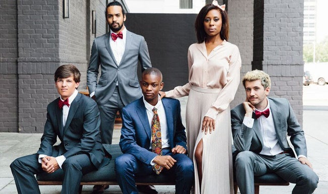 "Founded by Moziah ""Mo"" Bridges when he was 9 years old, the company sells handmade bowties and other accessories in vibrant colors and fun prints. Mo even launched an NBA collection in 2018 with ties inspired by beloved NBA teams. The line was sold online and in-store at nationwide retailers like Bloomingdale's and Neiman Marcus. Get a bowtie, necktie, or pocket square from Moe's Bows for $20+ (available in adult and youth sizes)."