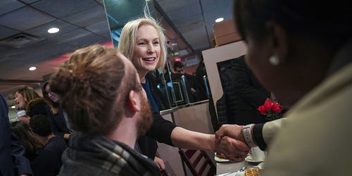 Kirsten Gillibrand Is Planning Her First Trip As A Candidate To South Carolina