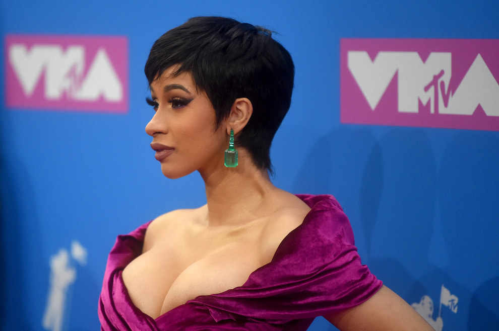 "Cardi B Clapped Back Against Accusations That Her ""Twerk"" Video Doesn't Empower Women In The #MeToo Era"