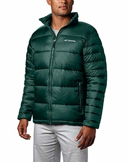 "Promising review: ""I finally gave up trying the 'puff jackets' from the various manufacturers (which were all flimsy and way too small) and purchased this jacket. It's way warmer, better made, thicker insulation, and still light as a feather. Well worth the extra money."" —C. H. LopezGet it from Amazon for $99+ (available in sizes S–2XL and six colors)."