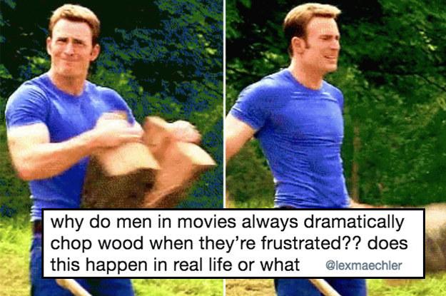 15 Things Men Do In Movies That Make Zero Sense